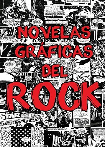 Novelas Gráficas del Rock (Estuche 3 Vol.): Metallica, Guns N' Roses