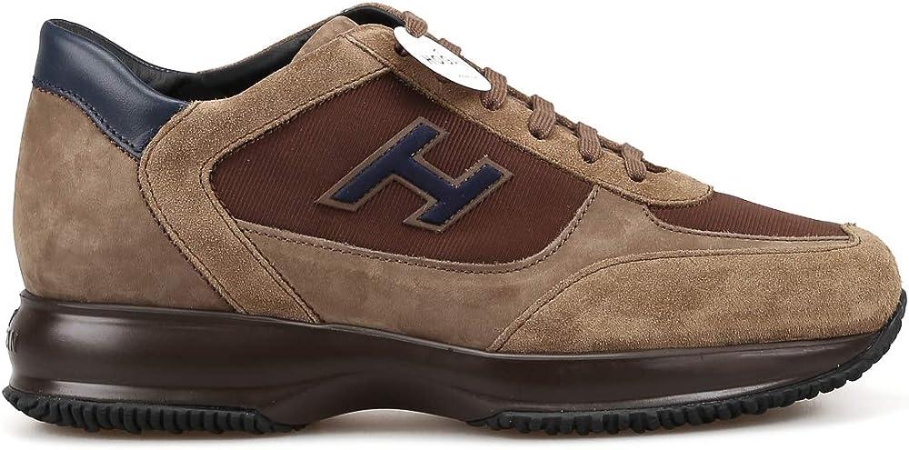 Hogan sneakers casual da uomo HXM00N0Q101LIU 871N