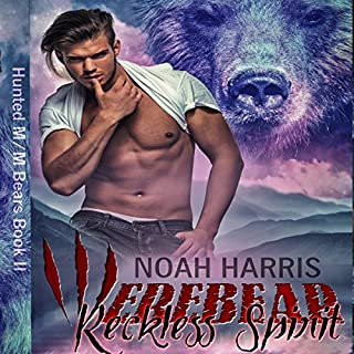Werebear: Reckless Spirit audiobook cover art