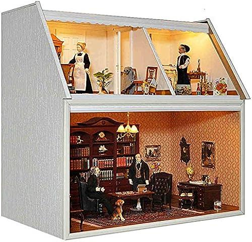 MiniMundus Modulboxhaus Besteehend aus 1 Modulbox mit Frontglasscheibe und Panorama Dach