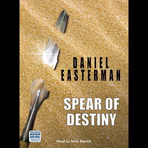 Spear of Destiny audiobook cover art