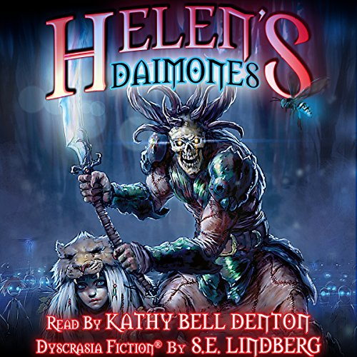 Helen's Daimones audiobook cover art