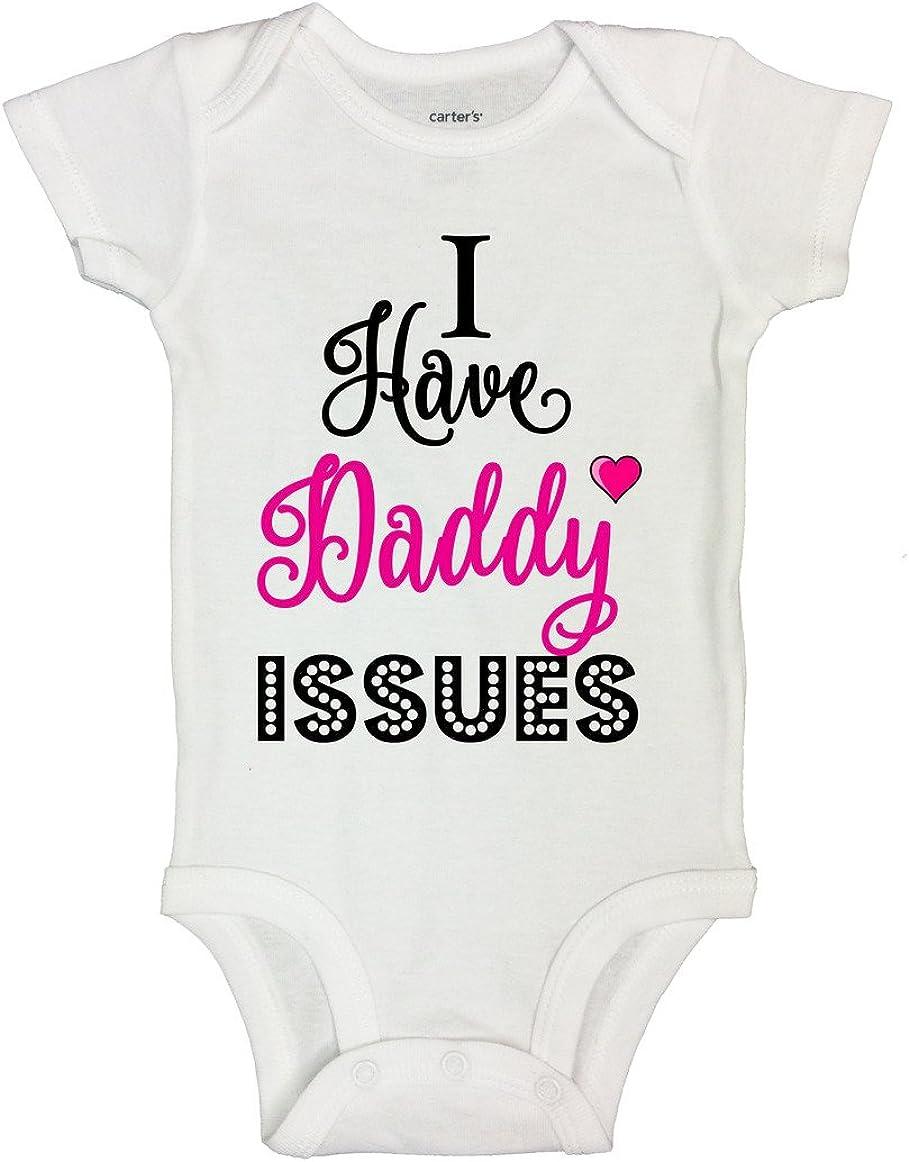 EGDKids Daddys Little Khaleesi Quote Baby Bodysuit White R Feb 118