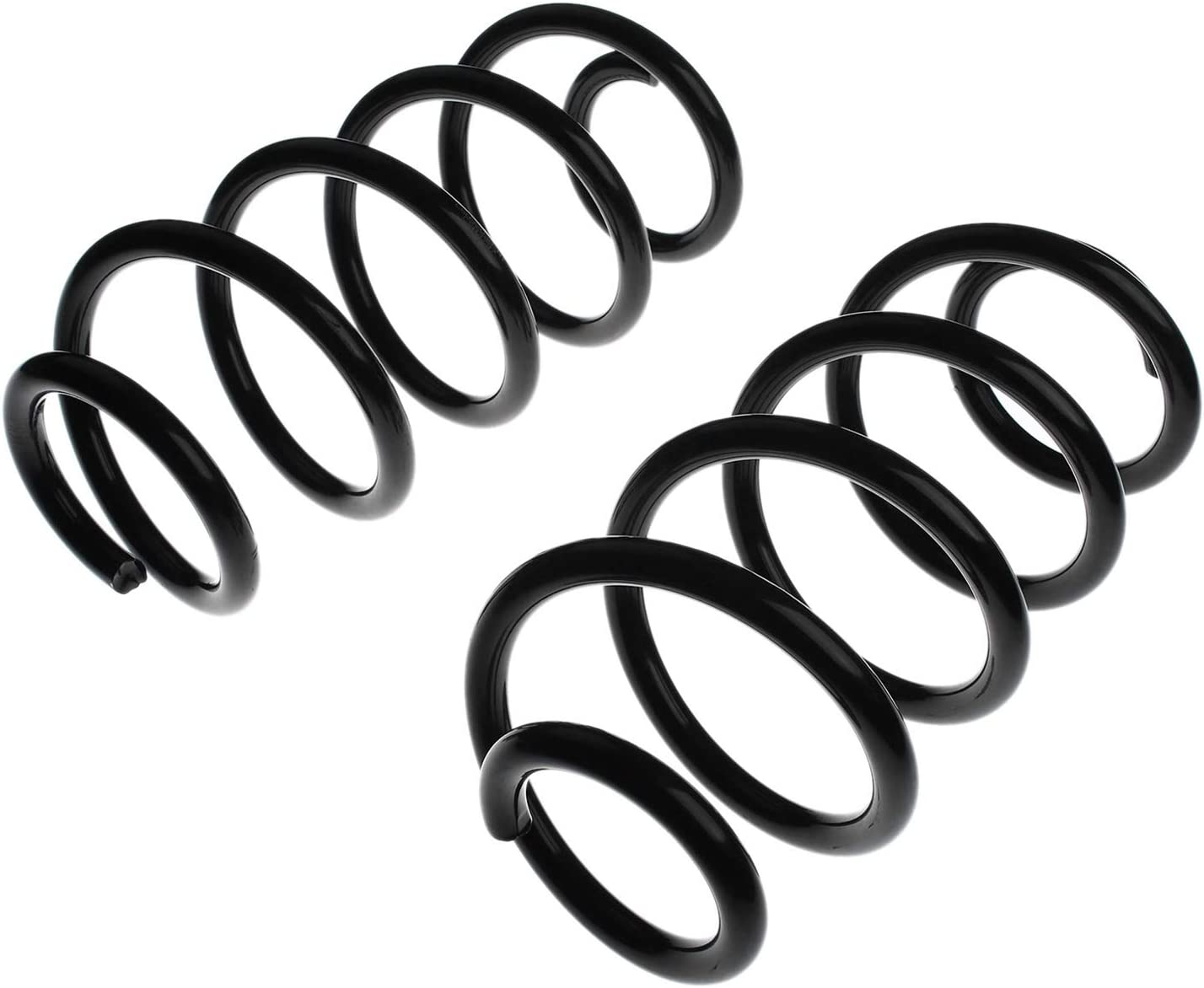 Set of ! Super beauty product restock quality top! 2 Front Coil Springs Audi Replacement B8 for A4 2008-2015 Luxury