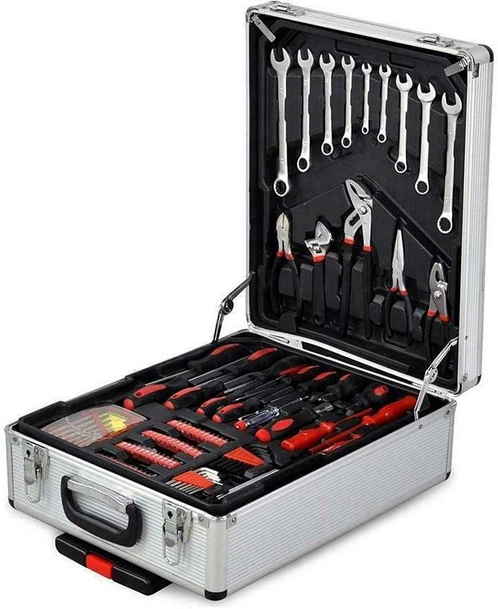 Portable New arrival 799PCS Hand Tool Kit Mechanics Set Socket Product with Wrenches