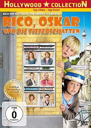 Rico, Oskar und die Tieferschatten [DVD]