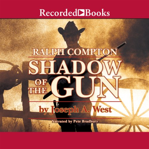 Shadow of the Gun audiobook cover art