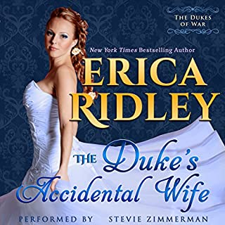 The Duke's Accidental Wife cover art