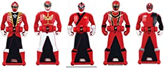 Power Rangers Legacy Red Ranger Key Pack