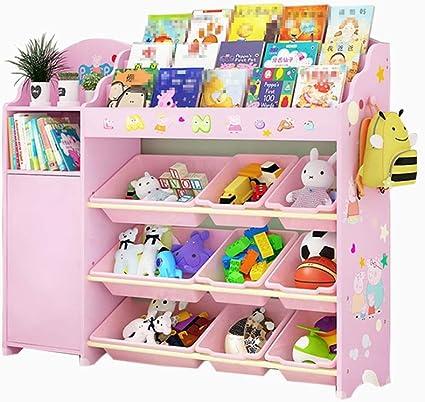 Muebles Estantería infantil de dibujos animados Estante de ...