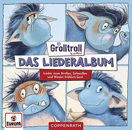 Der Grolltroll - Das Liederalbum (Lieder zum Grollen, Schmollen und Wieder-fröhlich-Sein)