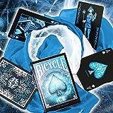 Tavoloverde Kartenspiele Bicycle - Ice