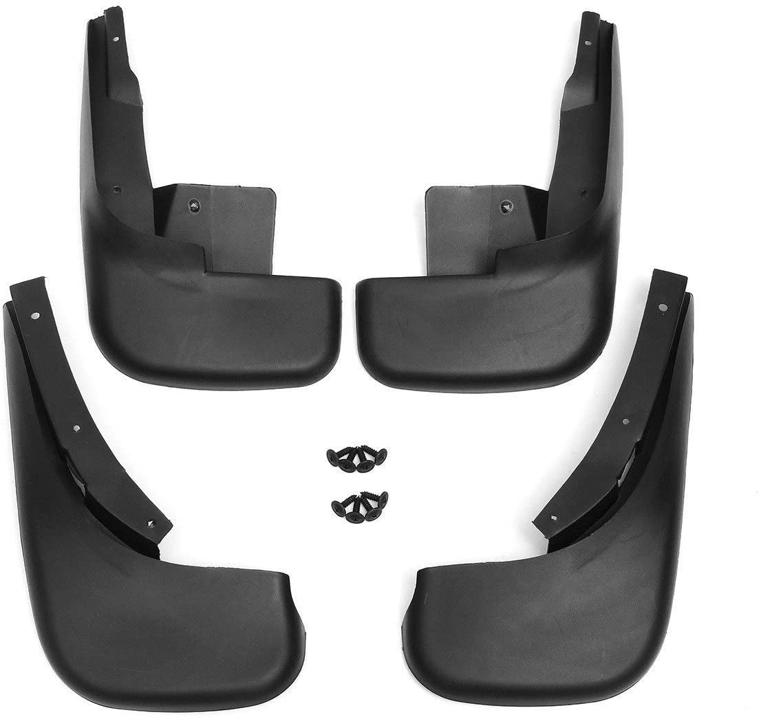 MOUNTAIN MEN Protection Accessories 4Pcs Car R 100% Al sold out. quality warranty for Flaps KIA Mud