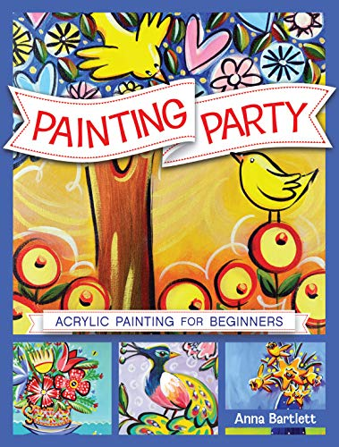 Painting Party: Acrylic Painting for Beginners