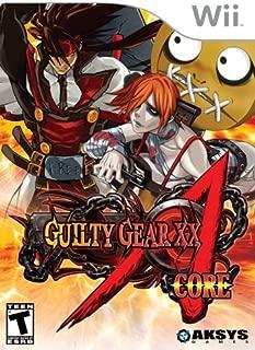 Guilty Gear XX Accent Core - Nintendo Wii