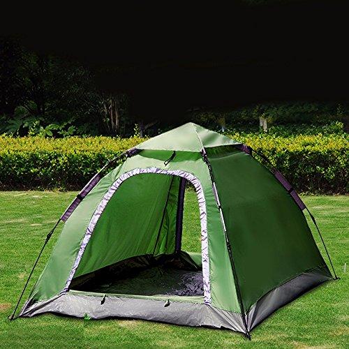 SJQKA-les tentes, les tentes de camping, du camping, des couples, des plages,armée green