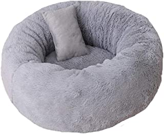 Kitty Puppy House,Cat Bed Faux Fur Pet Furniture,Dog Bed,Fluffy Cat Bedding,Cat Dount,Gift for Pet Lover