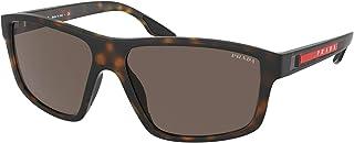 نظارة شمسية من برادا للرجال طراز 0PS02XS