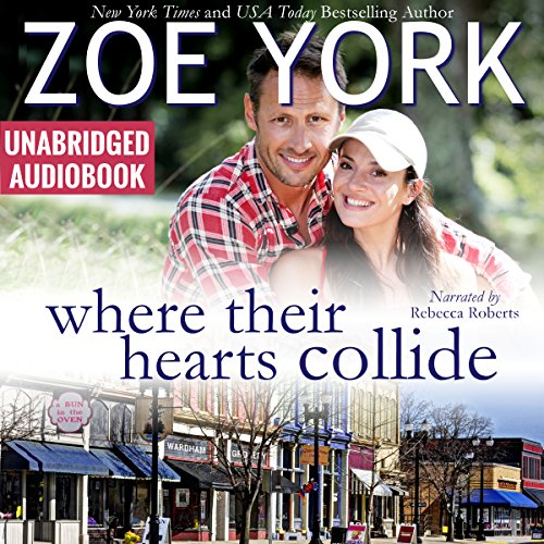 Where Their Hearts Collide audiobook cover art