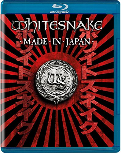 Whitesnake: Made In Japan [Blu-ray]