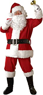 Rubie's Regal Plush Santa Suit