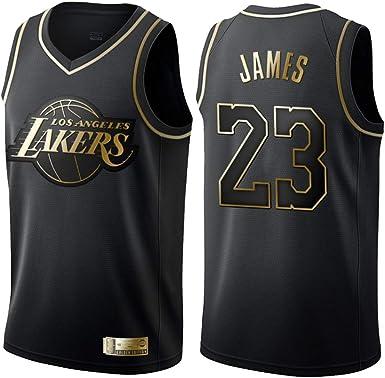 Feikcore Camisetas NBA Hombre,Camiseta de Baloncesto para ...
