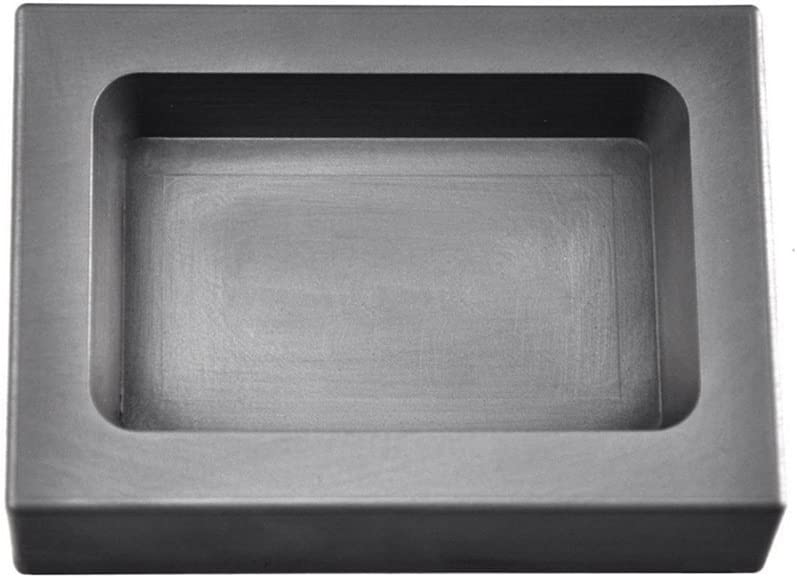 20 oz Troy Ounce Silver Rectangle Graphite Colorado Springs Mall Meltin Be super welcome Mold for Ingot