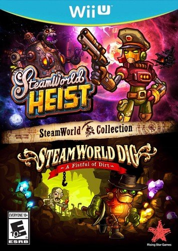 Steamworld OFFicial Collection Chicago Mall - Wii U