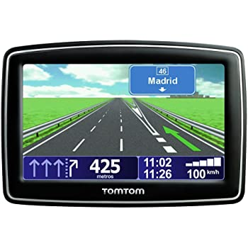 TomTom Serie XXL Classic - Navegador GPS con Mapas de Europa Occidental (23 países), con pantalla táctil LCD de 5 pulgadas, color negro: Amazon.es: Electrónica