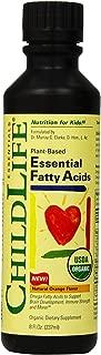 Childlife Essentials Essential Fatty Acids Natural Orange Flavor, 8 ounce
