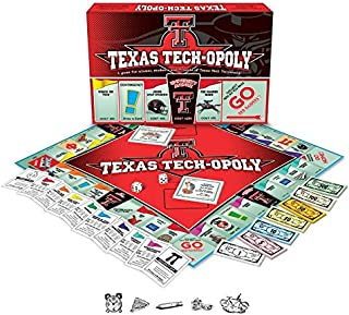 Best texas tech monopoly board game Reviews