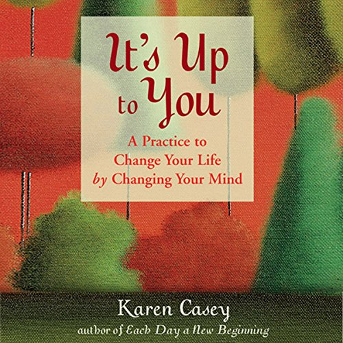 It's Up to You audiobook cover art
