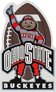 Ohio State Buckeyes The Cats Meow Football Brutus
