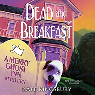 Dead and Breakfast     A Merry Ghost Inn Mystery              By:                                                                                                                                 Kate Kingsbury                               Narrated by:                                                                                                                                 Tavia Gilbert                      Length: 7 hrs and 29 mins     Not rated yet     Overall 0.0