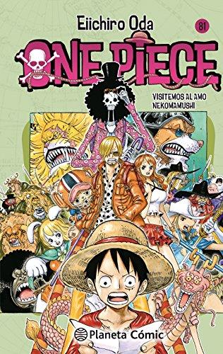 One Piece nº 81: Visitemos al amo Nekomamushi (Manga Shonen)