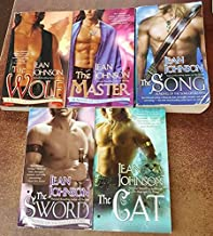 The Sons of Destiny Series - Books 1-5 - The Sword, The Wolf, The Master, The Song, and The Cat