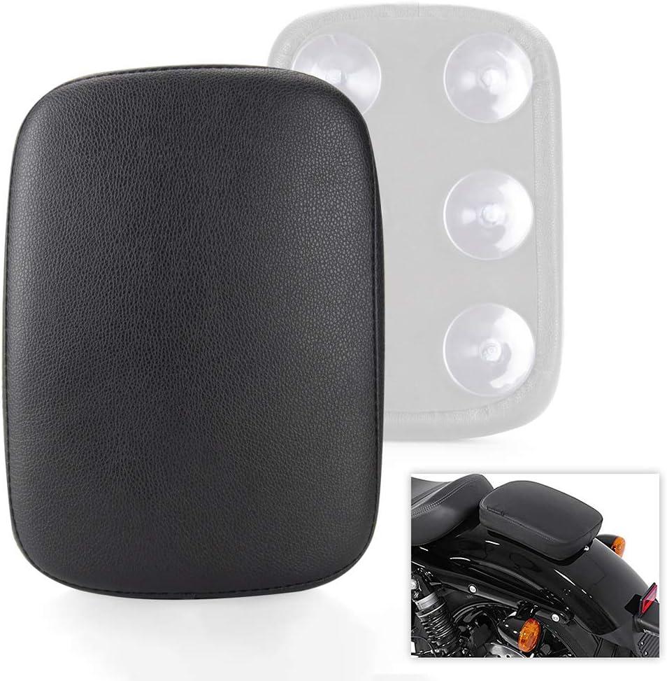 DgNeLai Max 83% OFF Finally popular brand Motorcycle Solo Rear Seat Pad Pillion Sad Passenger