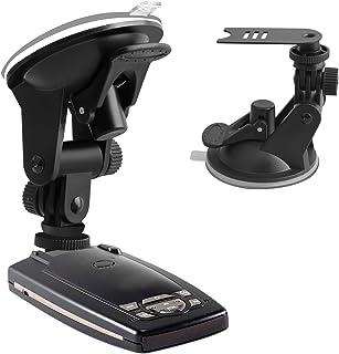 YeeBeny Suction Radar Detector Mount, Windshield & Dashboard Radar Holder Compatible with Escort Passport 9500ix 7500 X50 ...