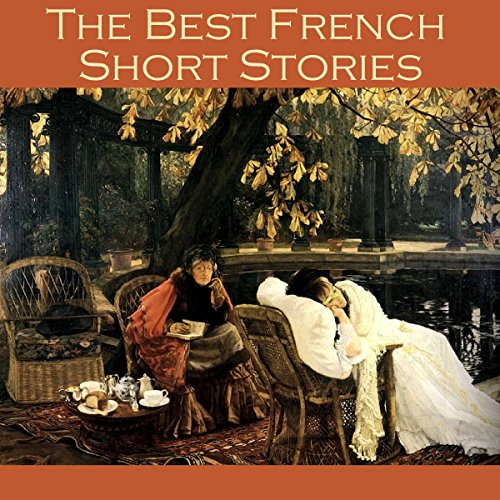The Best French Short Stories audiobook cover art