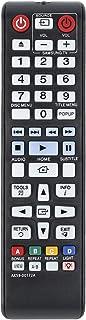New AK59-00172A AK5900172A Replaced Remote Control Fit for Samsung Blu-ray Disc DVD Player BD-E6500 BD-H6500 BD-J5900 BD-F5700 BD-J5700 BD-EM57 BD-J5100 BDHM57CZA BD-H6500/ZA Home Theater Sound System