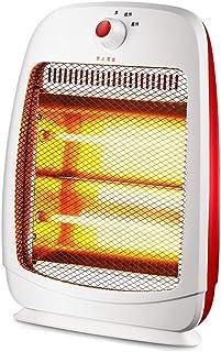 Radiador eléctrico MAHZONG Mini Calentador de Escritorio 120 ° Gran Angular de calefacción Ahorro de energía -800W