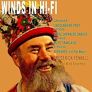Grainger: Winds In Hi-Fi