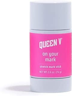 Queen V On Your Mark Stretch Mark Stick, PH-Balanced, 2.6 oz