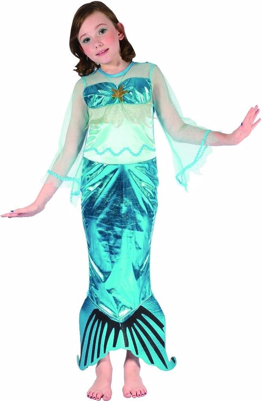 YOU LOOK UGLY TODAY Karneval Halloween Meer Prinzessin Kostüme Costumes für Kinder Mdchen - M