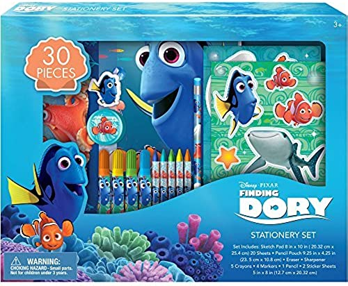 Finding Dory Stationary Set by Disney - Finding Nemo