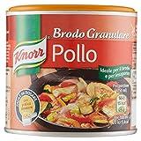 Knorr - Brodo Granulare Pollo, Ideale Per Il Brodo E Per Insaporire - 150 G