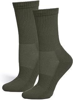 Safersox, Calcetines deportivos, para llevar durante días sin lavado, disponible en muchos colores.