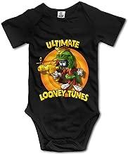 Newborn Geometric Marvin Funny Romper Bodysuits