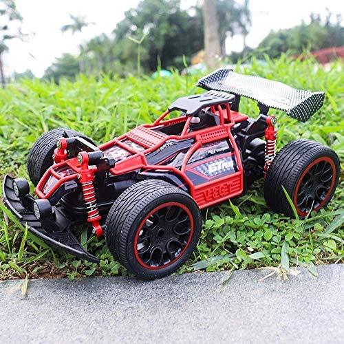 MKKSLR RC Offroad Fernbedienung Amphibious Racing Buggy RTR Monster Truck Verrückte Geschwindigkeit Funkgesteuerte 4 Rad Stoßdämpfer Outdoor Driften/Stunts Auto Jungen Ostern