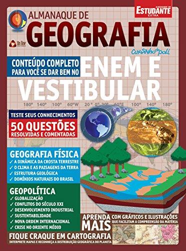 Almanaque do Estudante 29 – Guia de Geografia